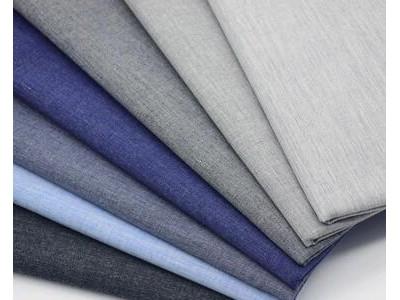 纯棉色纺素色
